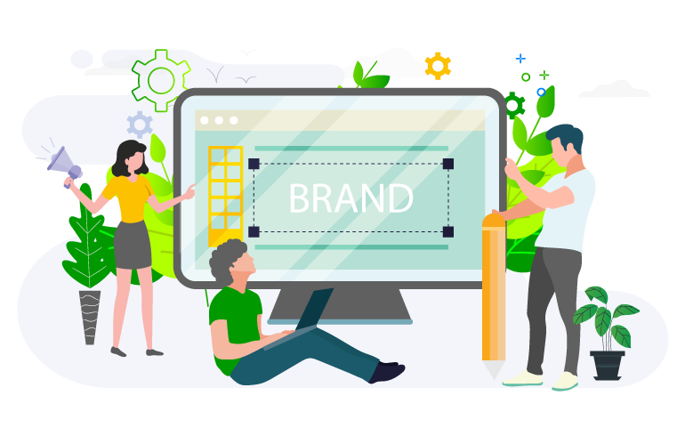 Brand Presence Service